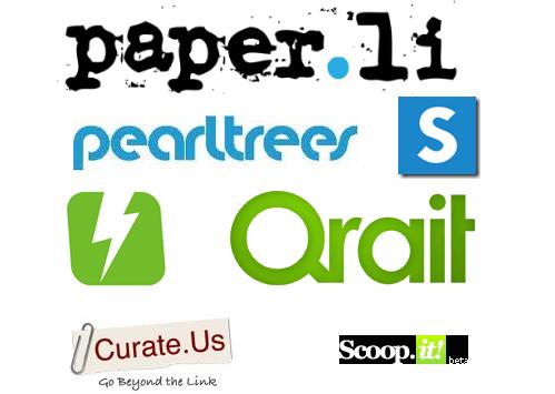 curation logos