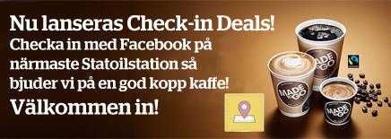 Statoil Facebook Deals