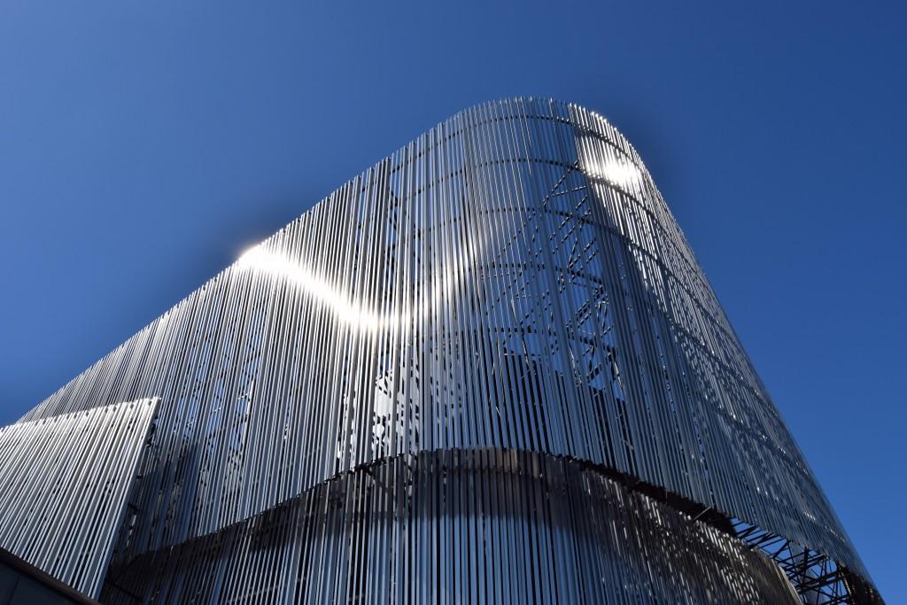 Waterfront Building Stockholm