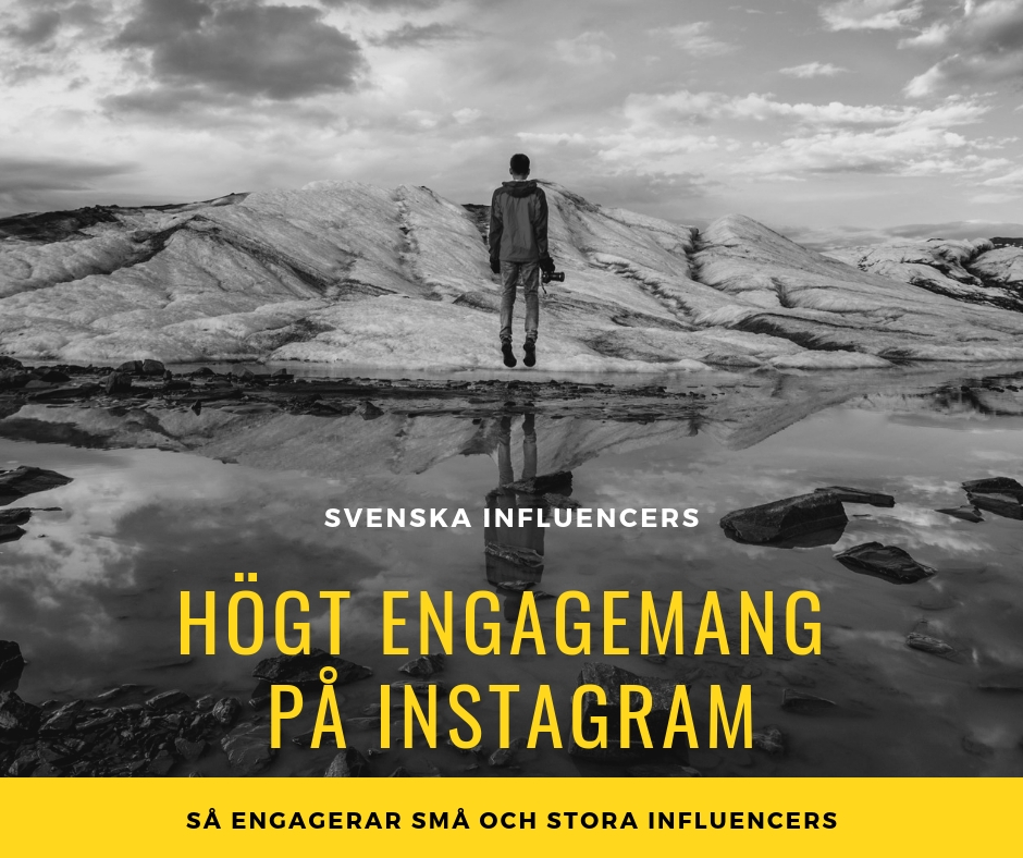 svenska influencers